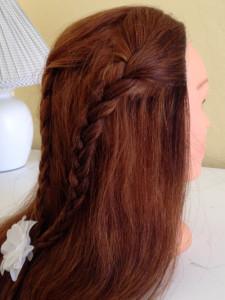 3 braid right